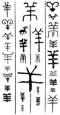 羊的笔顺笔画-羊变形 祥字的笔划 祥字的意义 祥字的解释 祥字的粤语发音 网络上最